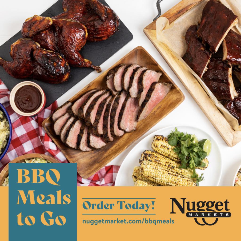 Nugget Markets BBQ Meals to Go Kurobata Pork