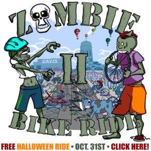 Zombie Bike Parade