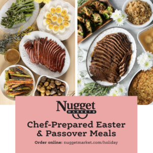 Nugget Chef Prepared Meals