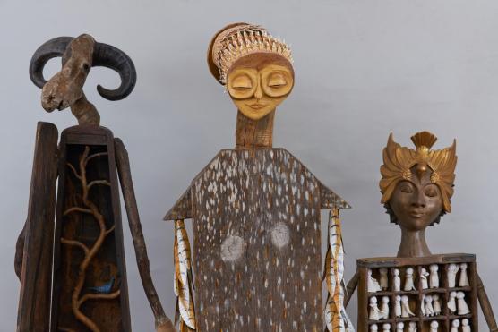 sculptures by artist ann savageau